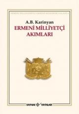 <h5>A. B. Karinyan</h5><p>Ermeni Milliyetçi Akımları</p>