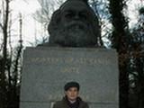 <h5>Karl Marx'ın mezarı (Londra)</h5>