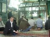 <p>Büyük Arap (Endülüs) düşünürü Muhyiddin İbn Arabi'nin türbesi. Şam/Suriye. (Aralık 2008)</p>