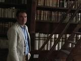 <p>Seitenstetten Manastırı kütüphanesinde (Avusturya)</p>