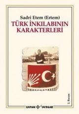 <h5>Sadri Etem (Ertem)</h5><p>Türk İnkılabının Karakterleri</p>