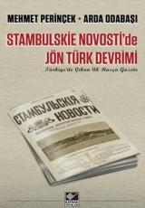 <h5>Mehmet Perinçek</h5><p>Stambulskie Novosti'de Jön Türk Devrimi</p>