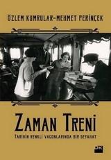 <h5>Mehmet Perinçek</h5><p>Zaman Treni (Tarihin Renkli Vagonlarında Bir Seyahat)</p>